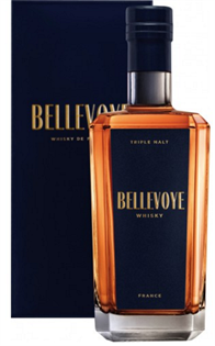 Bellevoye Whiskey Triple Malt 750ml